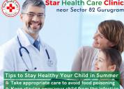 Best pediatrician/child  doctor in  gurugram, sect