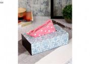 Shop designer tissue paper box online for car in d