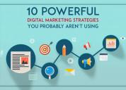 10 powerful digital marketing strategies you proba