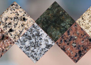 What is granite & types of granite