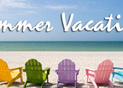 Amazing summer holiday packages