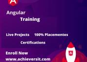 100% placement angular training center bangalore