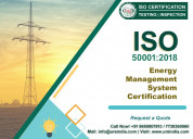 Iso 50001 certification in nashik