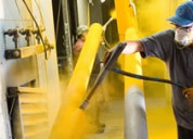 Powder coating powder  manufacturers and suppliers