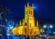 Summer best deal offer - shimla tour package