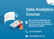 Excelr - data science, data analytics course