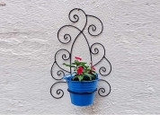 Buy fantastic pattern of balcony hanging planters