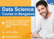 Excelr-data science training in bangalore