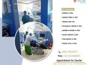 Best dental clinic in btm layout