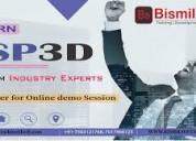Sp3d training in dubai