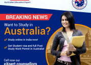 Want to study in australia?
