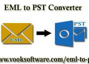 Best eml to pst converter