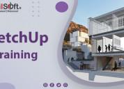 Google sketchup training institute in gurgaon