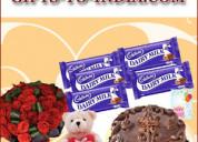 Send online rakhi & sweets to kanpur same day
