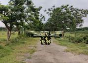 Drone manufactures in atlanta