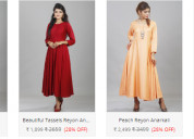 Shop best anarkali dresses in india