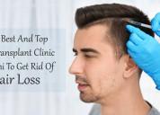 Hair transplant in gurgaon | best hair treatment