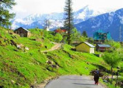Summer special packages on family holiday manali