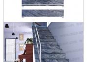 Stair tiles - step riser tile manufacturer company