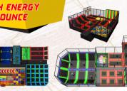 Kaps trampoline / trampoline manufacturer