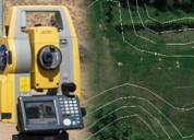 Topographic survey | topographic survey company in