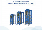 Plate heat exchanger gasket manufacturer