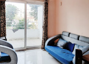 2 bhk fully furnished flat for rent in viman nagar