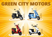 Electric scooter showroom in bangalore