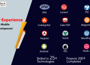 Web and mobile app development company in jaipur