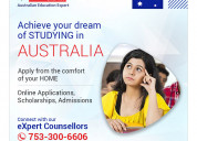 Kick-off your ambitious journey to study in austra