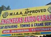 Engineers auto garage - car repair garage