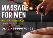 9999070428  we   provdie male  to male  massage in