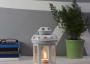 Order candle holder online at woodenstreet