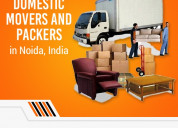 Packers and movers services noida for local