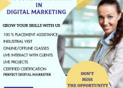 Industrial training in digital marketing in mohali