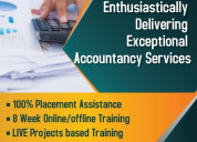 Industrial training in accounting in chandigarh