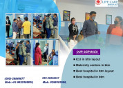 Best hospital and maternity hospital in btm layout