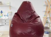 Shop best bean bags online at minimal cost