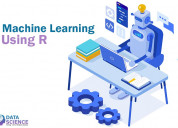 Best machine learning with r course in bangalore
