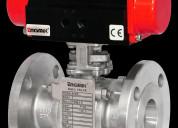 Pneumatic ball valve supplier, manufacturer & expo