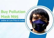 Buy n95 mask online at best prices in india- moksh