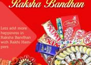 Order rakhis & dry fruits platter to uk online