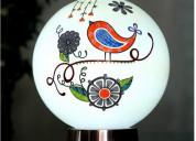 Get trendy designs of modern wood table lamp