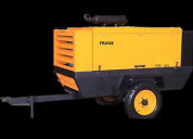 Diesel driven air compressor manufacturers