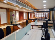 Coworking space and virtual office in bhopal