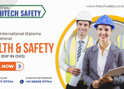 Best training institute for safety officer course