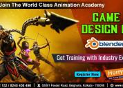 Gaming course in kolkata - click academy of digita