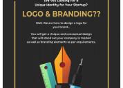 Custom logo design services company in india