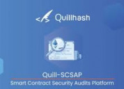 Quillaudits smart contracts auditing services