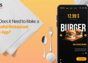 Revive your restaurant business | restaurant app